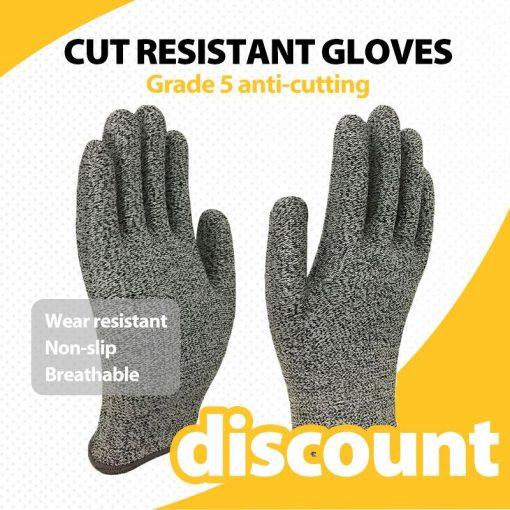 Cut Resistant Gloves(1 Pair)