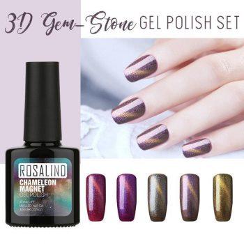 3D GemStone Gel Polish Set