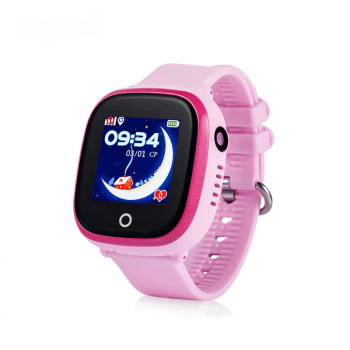 Waterproof GPS Tracker Watch with Side Camera