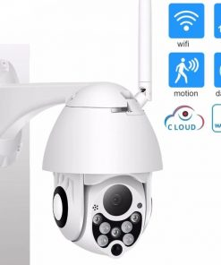 1080P WIFI Outdoor Security Camera 320 Degree