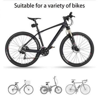High Security Portable Folding Bike Lock