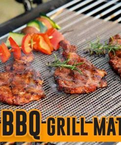 BBQ Grill Mat (Set of 3)