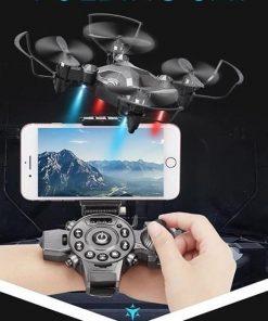 Mini Watch Uav Hd Aerial Shot Folding Remote Control