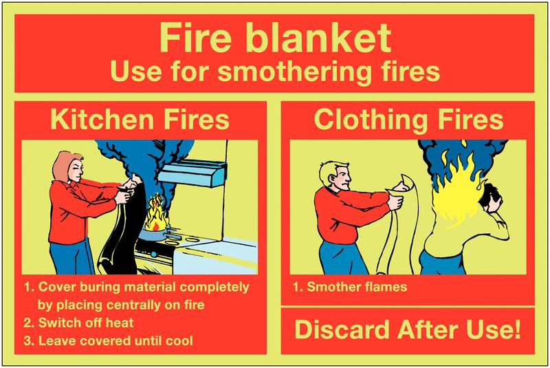Fire Fighting Blanket Pama Goods