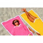 2-in-1 Beach Tanning Towel
