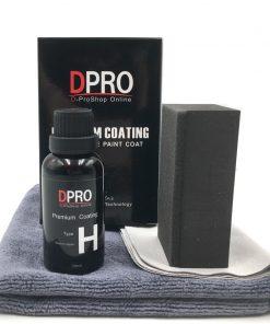 DPro 9H Nano Ceramic Coating Liquid