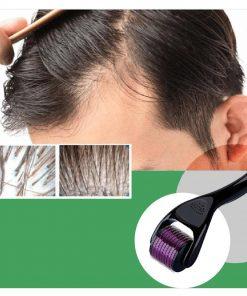 Hair Regrowth Micro-Needling Derma Roller