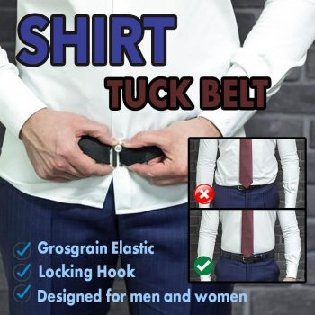 Shirt Tuck Belt
