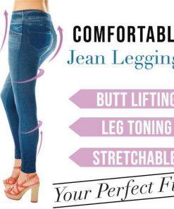 Comfortable Jean Leggings