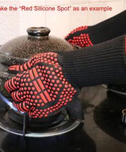 BBQ Fireproof Gloves 932°F(500°C)