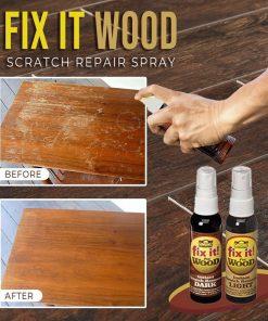 Fix It Wood Scratch Repair Spray