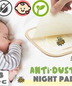 Anti-Dust Mite Pads(Set of 3)