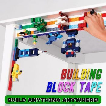 Building Block Tapes