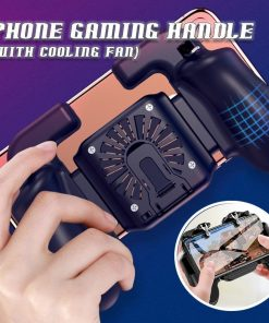Phone Gaming Handle (with cooling fan)