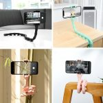 360° Flexible Octopus Phone Holder