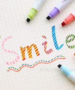 Magic Discoloration Highlight Pen(Set of 6)