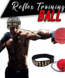 Head-Mounted Reflex Ball