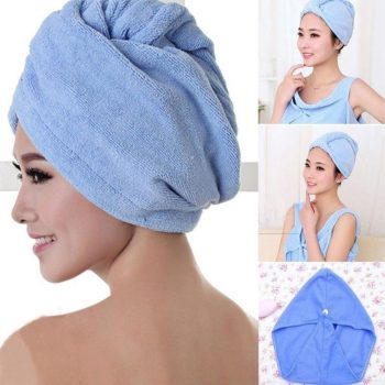 Quick Dry Hair Wrap