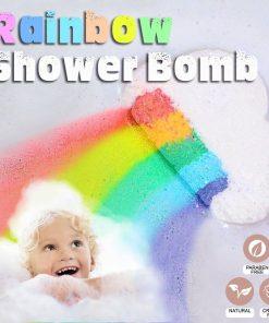 Rainbow Shower Bomb (Set of 5)