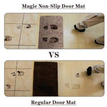 Magic Non-Slip Door Mat