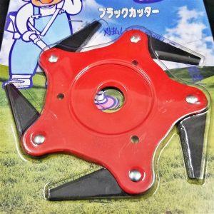 6 Blades Steel Trimmer Head