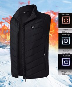 The Premium Rechargeable Heated Vest