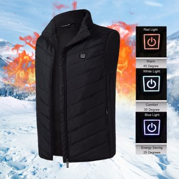 InstaHeat™ – The Premium Rechargeable Heated Vest