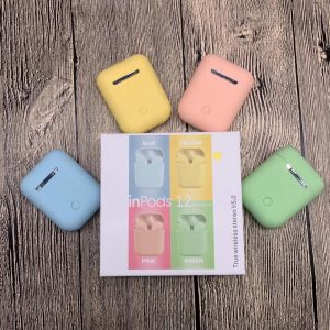 Colorful TWS Wireless Bluetooth Earphones