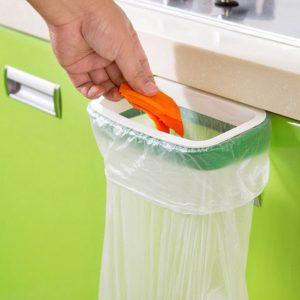 Hanging Trash Garbage Bag Holder