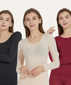 Ultra-thin Thermal Underwear Suit for Women