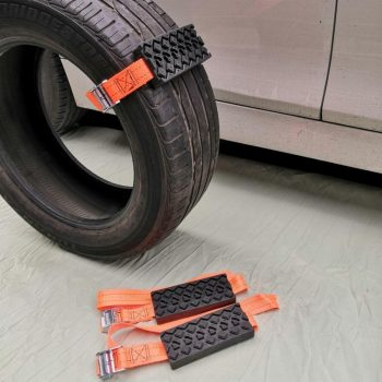 Anti-Skid Tire Block Set of 2
