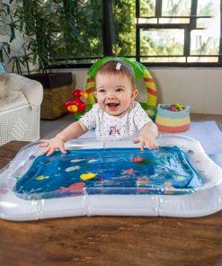 Baby Inflatable Aquarium Water Mat Toy