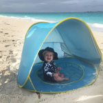 Baby Pop-Up Beach Tent