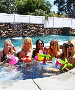 Cute Pool/Beach Cup Holders