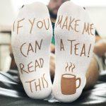 Custom Tea Socks