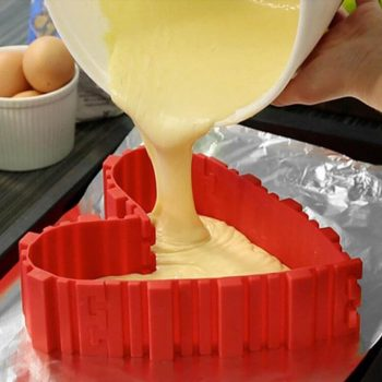 DIY Cake Baking Shaper