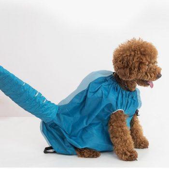 Dog Hair Drying Vest