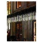 Dripping Icicle Lights