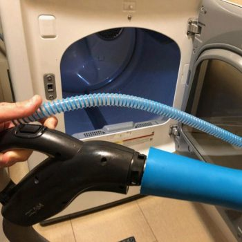 Dryer Lint Vacuum Attachment