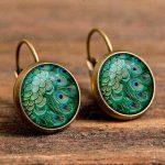 Bohemian Glass Earrings