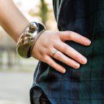 Flask Bangle Bracelet