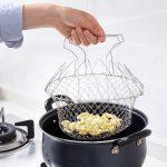 Foldable Chef Basket
