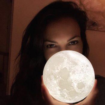 Beautiful Moon Light