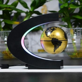 LED Floating Globe Lamp
