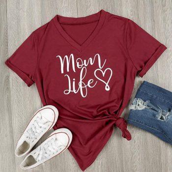 """Mom Life"" T-Shirt"