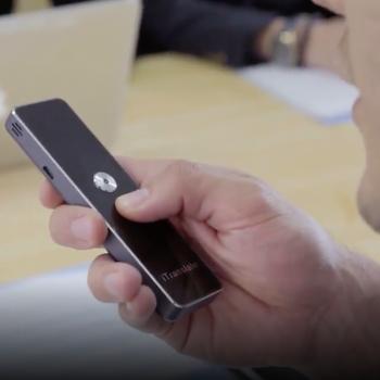Multi-Language Portable Smart Voice Translator