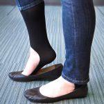 No-Show Compression Socks