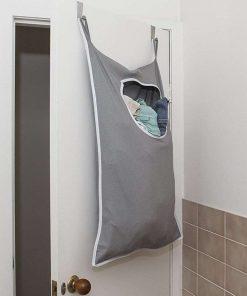 Over The Door Laundry Basket