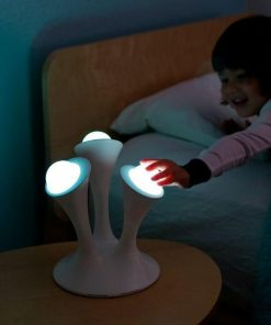 Portable Gumball Interactive Glow Lamp