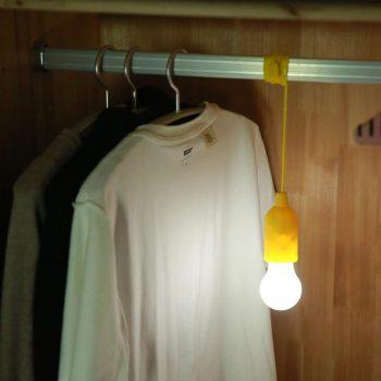 Portable Light Bulb